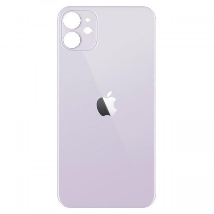 Iphone 11 pokrov baterije vijola
