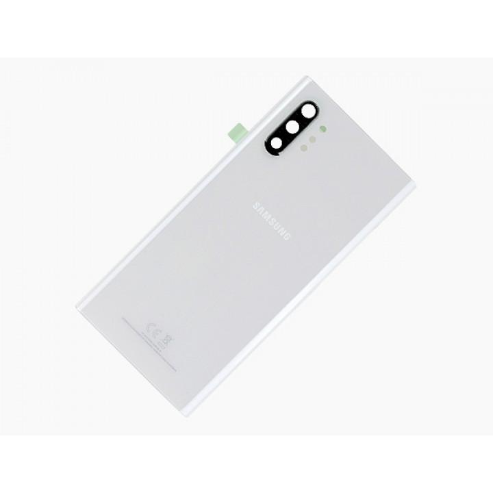Samsung Note 10 Plus pokrov baterije bel