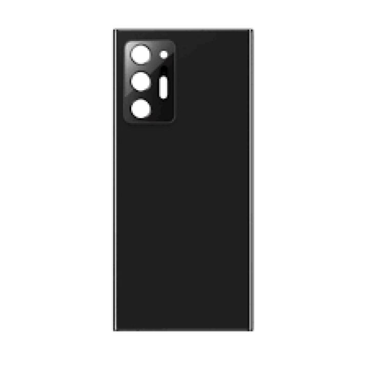 Samsung Note 20 Ultra pokrov baterije črn