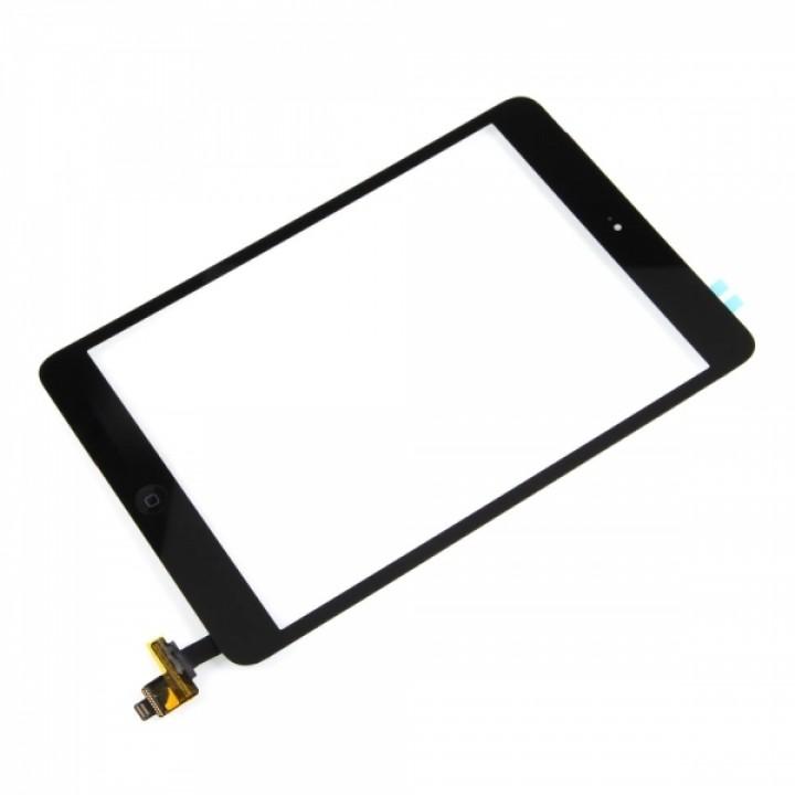 Ipad Mini 1 steklo črno