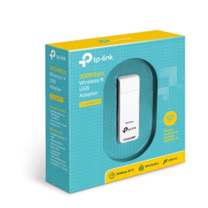 TP-LINK brezžični vmesnik USB adapter 300 Mbps