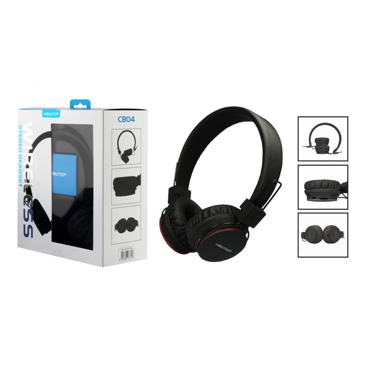 Newtop slušalke bluetooth povezava