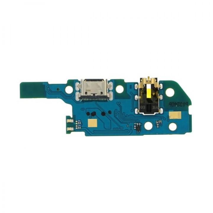 Samsung A20e polnilna enota - konektor polnjenja