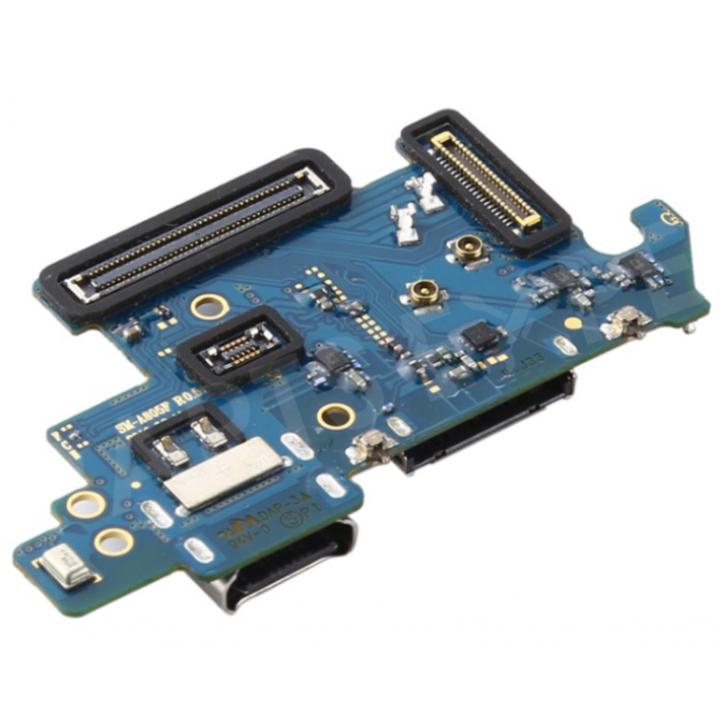 Samsung A80 polnilna enota - konektor polnjenja