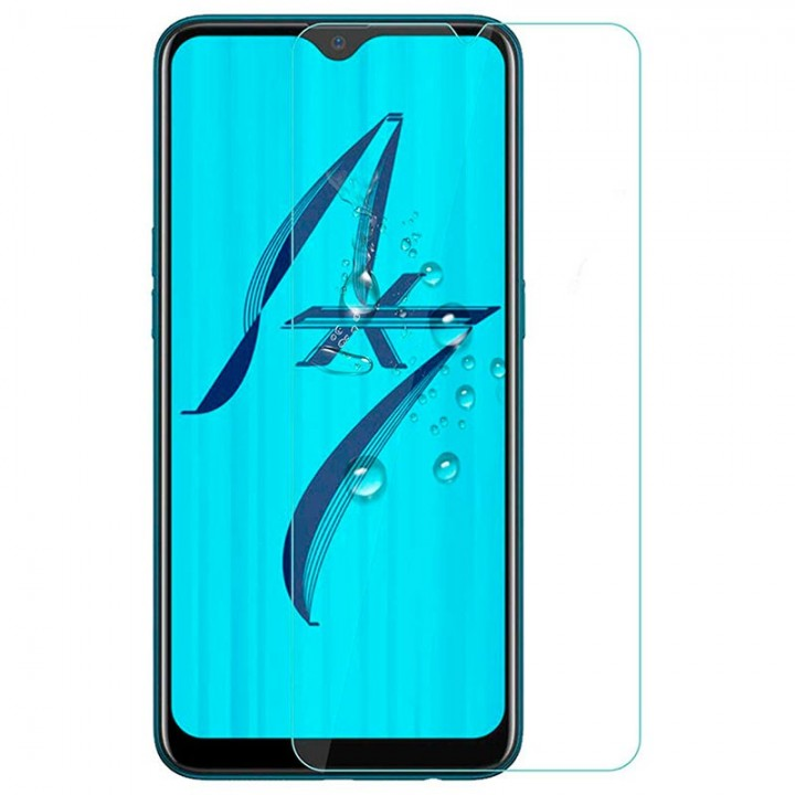 Oppo AX7 F9 zaščitno steklo
