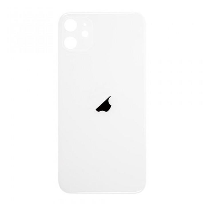 Iphone 11 pokrov baterije bel
