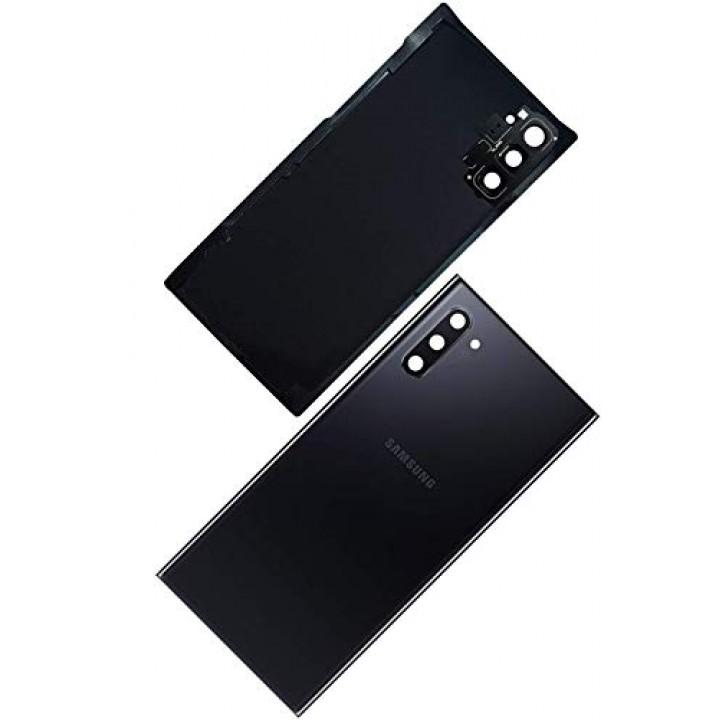 Samsung Note 10 Plus pokrov baterije črn