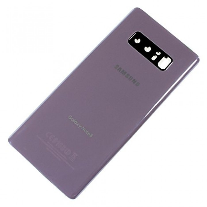 Samsung Note 8 pokrov baterije vijola