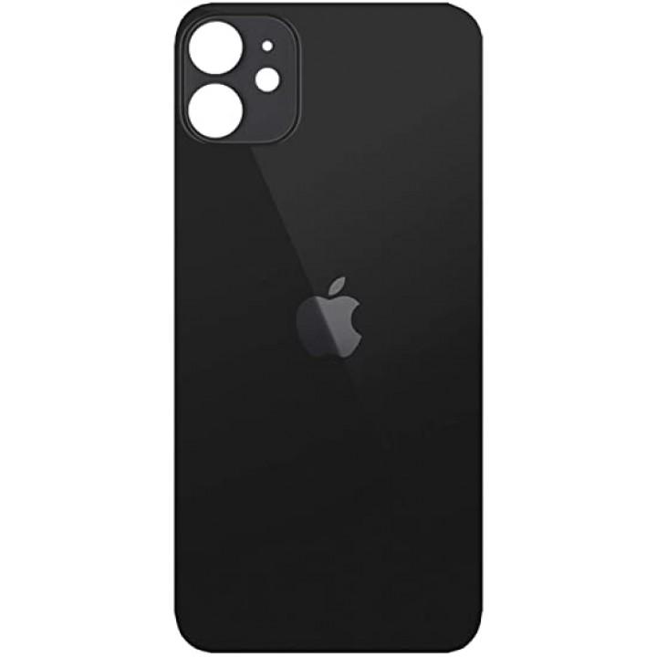 Iphone 11 pokrov baterije črn