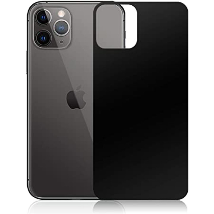 Iphone 11 Pro Max pokrov baterije črn