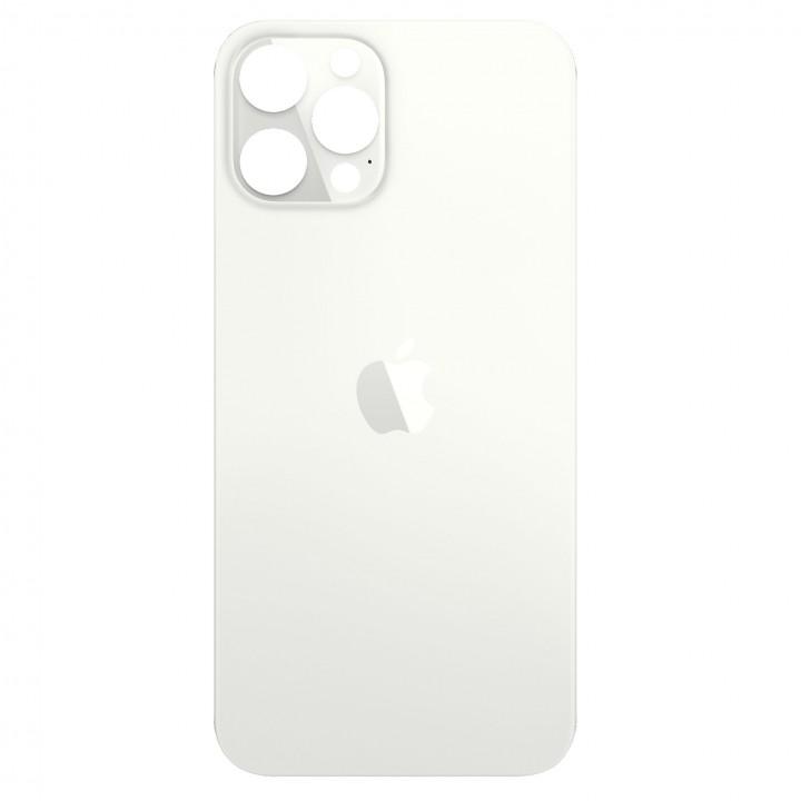 Iphone 12 Pro Max pokrov baterije bel