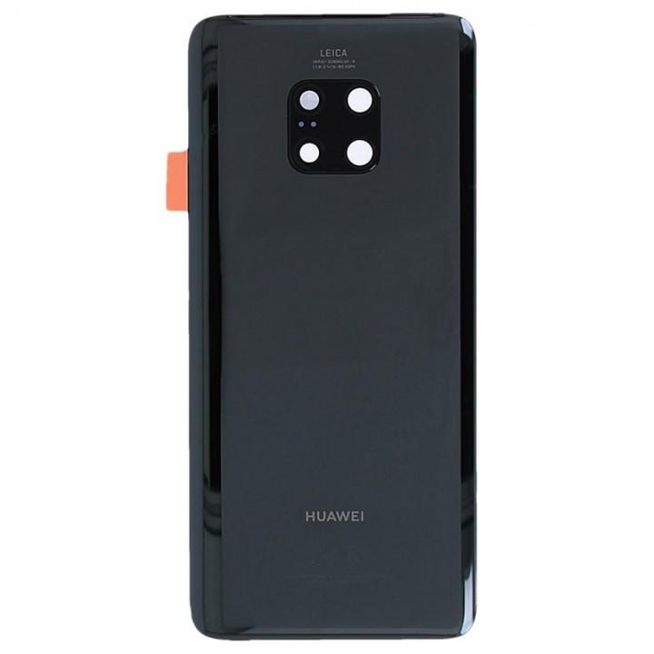 Huawei Mate 20 Pro pokrov baterije črn