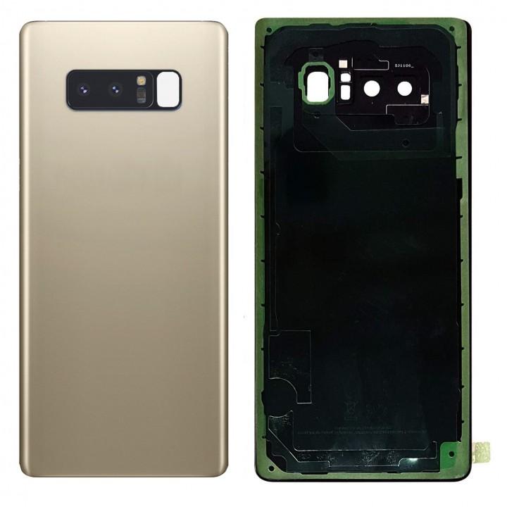 Samsung Note 8 pokrov baterije zlat