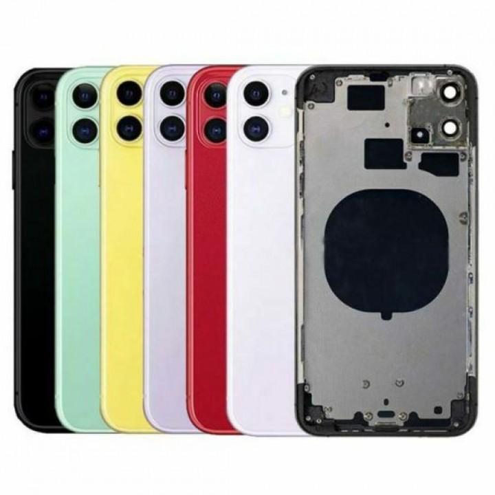 Iphone 11 ohišje belo