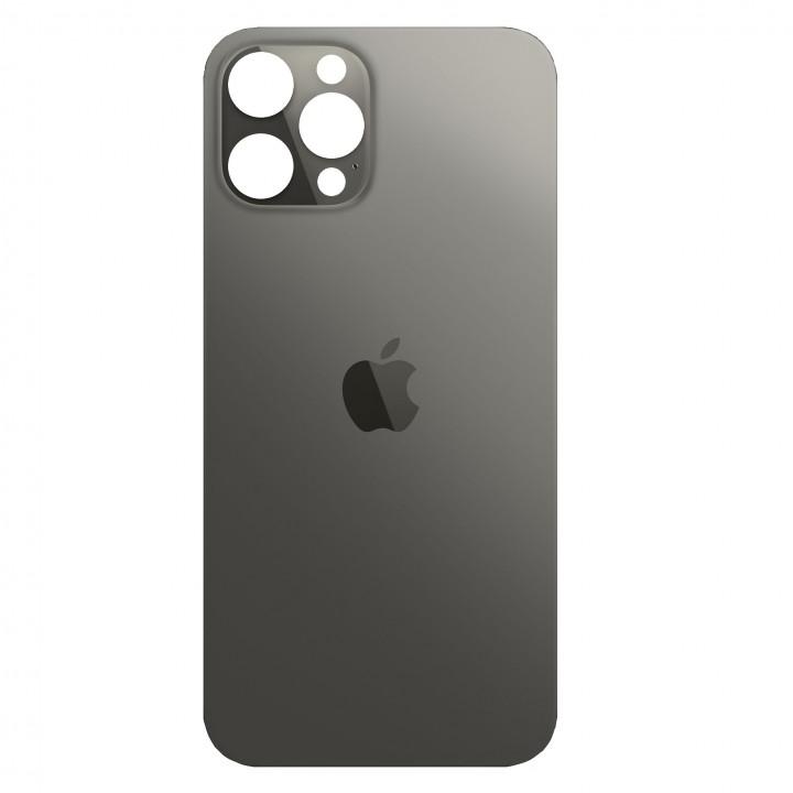 Iphone 12 Pro Max pokrov baterije črn