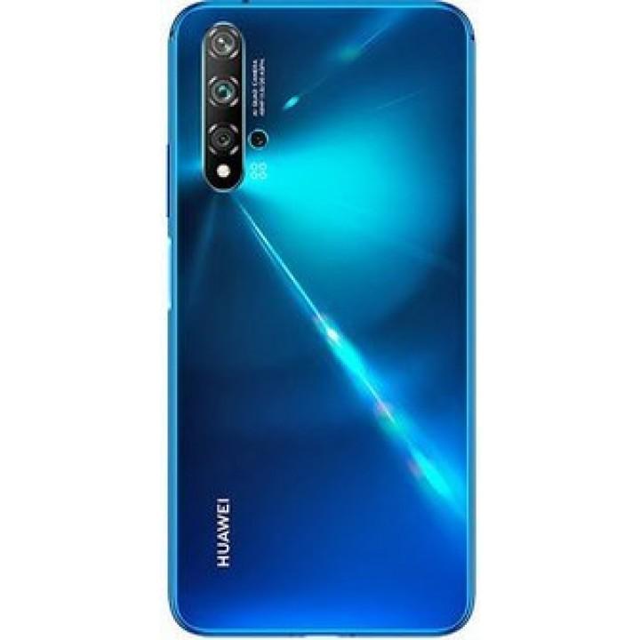 Huawei Nova 5T pokrov baterije moder