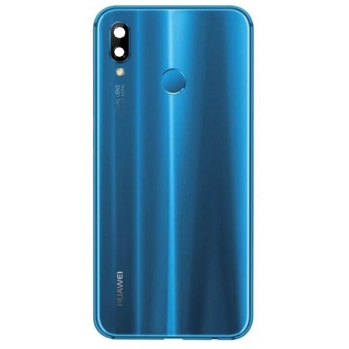 Huawei P20 Lite pokrov baterije moder