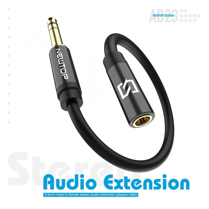 Newtop adapter Audio 3.5mm