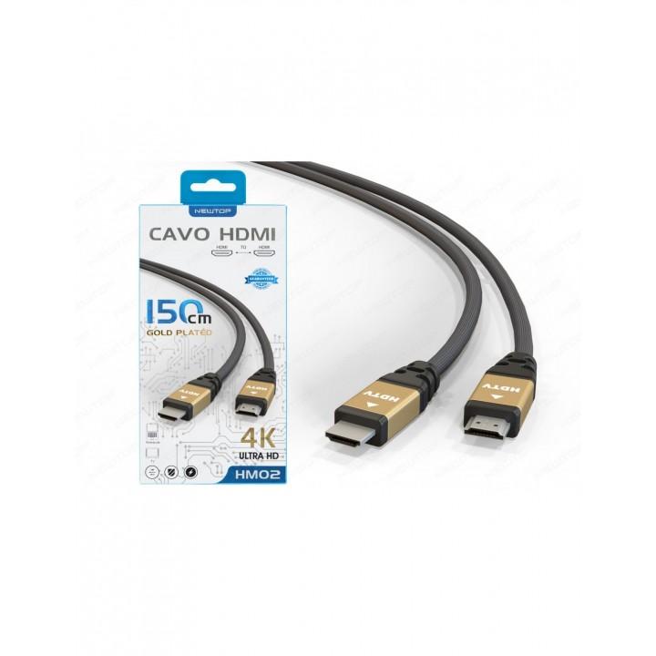 Newtop HDMI kabel 4K 1.5M