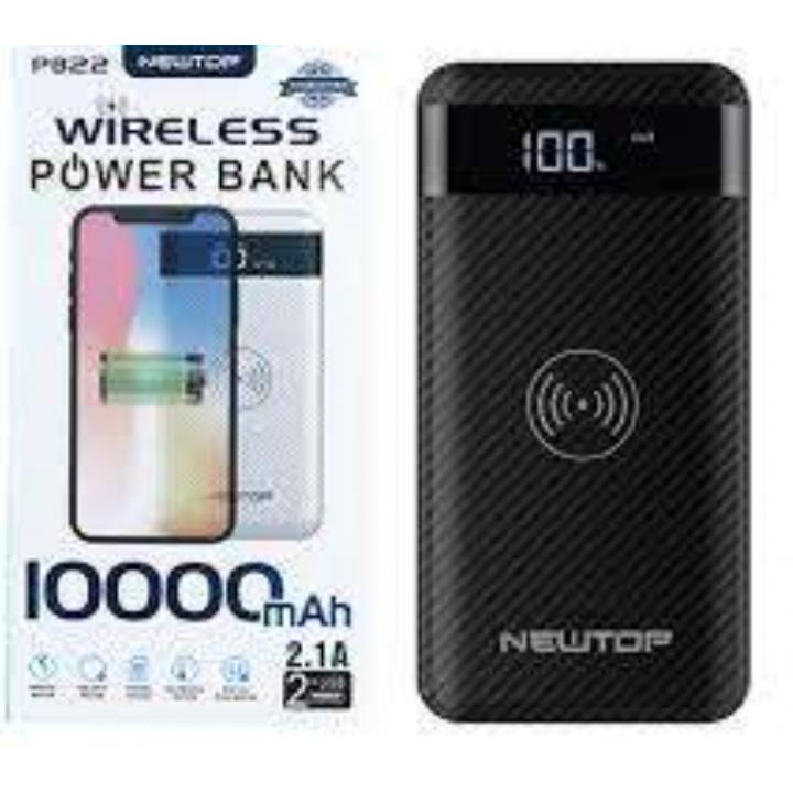 Newtop Power bank 10000 mAh