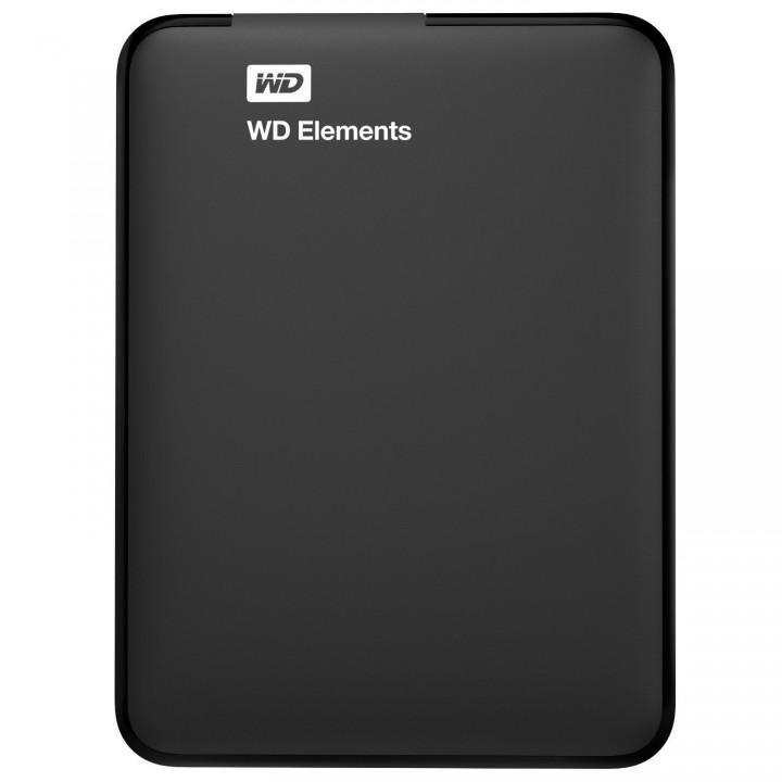 WD Elements zunanji disk HDD 2TB 2.5 USB 3.0
