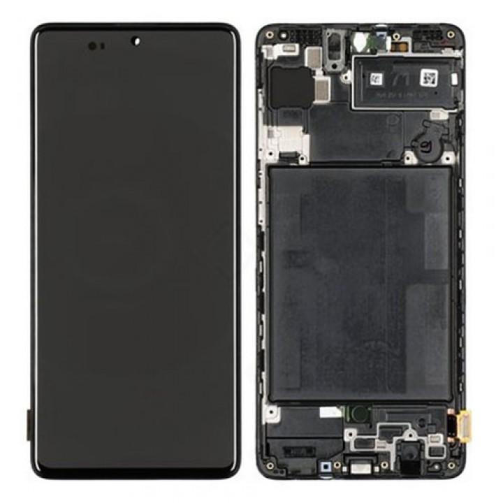 Samsung A71 lcd zaslon ekran
