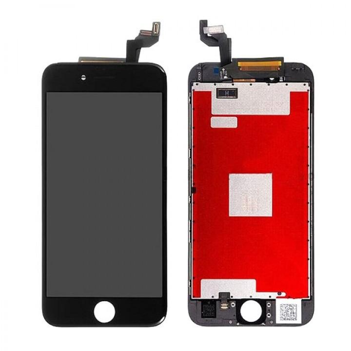 Iphone 6s lcd zaslon ekran črn