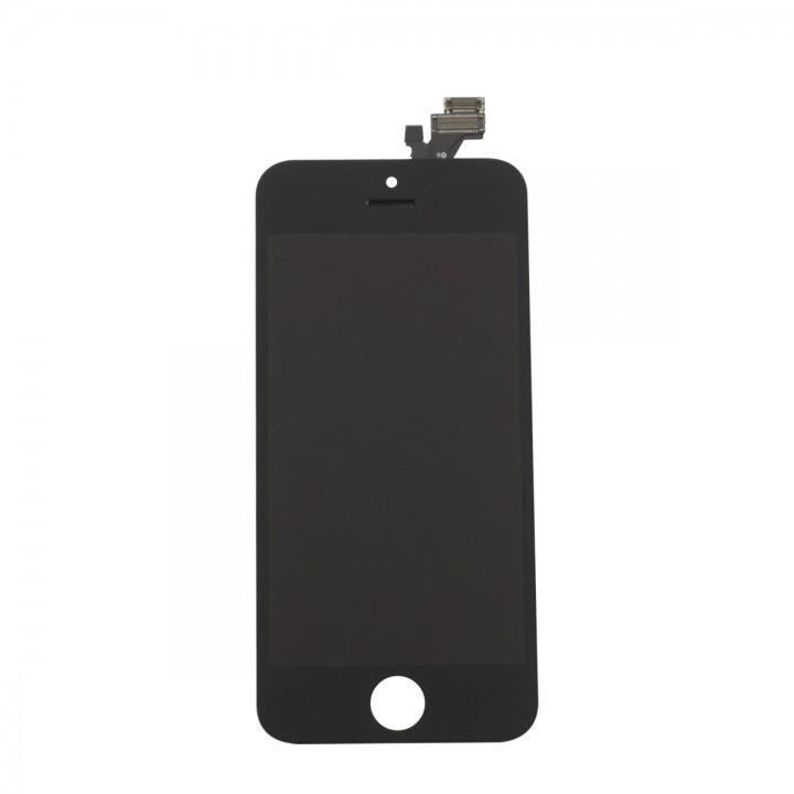 Iphone 5 lcd ekran zaslon črn