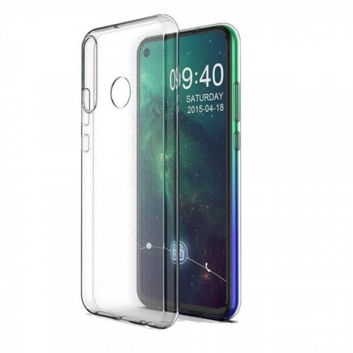 Huawei P40 Lite E ovitek/etui 2mm guma