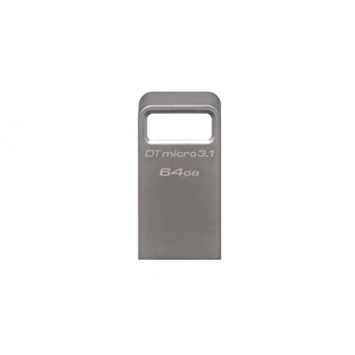 Kingston Pen drive USB 3.1 64GB DataTraveler Micro 3.1