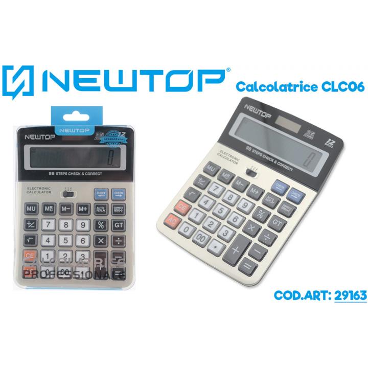 Newtop kalkulator pisarniški