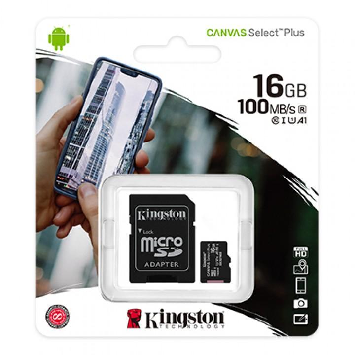 Kingston MicroSD 16 GB