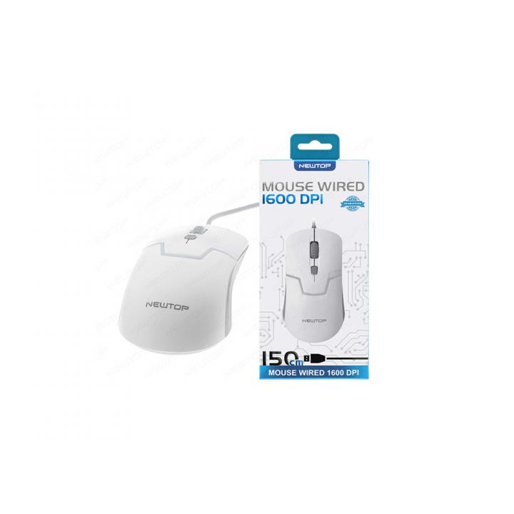 Newtop računalniška miška z kablom
