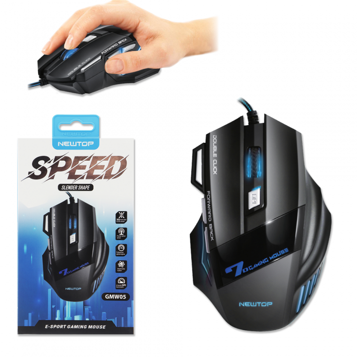Newtop računalniška Gaming miška