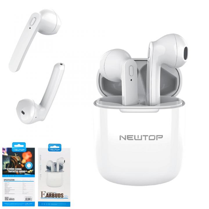 Newtop brezžične slušalke Bluetooth TWS V5.0