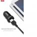 XO avtopolnilec z Micro Usb kablom dvojni USB 2.1A